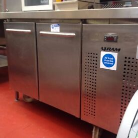 Gram GASTRO K 1407 CSH A DL/DR C2 345 Ltr Refrigerated Counter