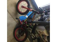 5-6 years boys cycle excellent condition
