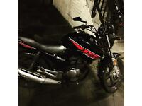 Yamaha YBR 125 with accessories included!! ((Honda, Gilera, Kawasaki, Aprilia, CBR, CBF))