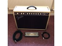 Fender Super-Sonic 22 Combo Amplifier - Blonde with Dust Cover. *ONLY 4 MONTHS OLD* Save £000's