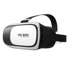 VR - Virtual Reality Glasses Headset + Remote Controller NEW - £19 Bargain - Games, Music