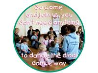 Looking for energetic toddlers to join us in Oxfordshire!
