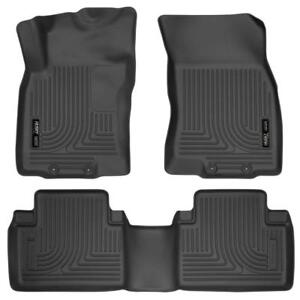 Husky Liner Floor Liners for 2014-2019 Nissan Rogue | Free Shipping | Order Today at motorwise.ca