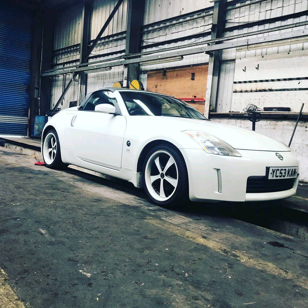 2003 Nissan 350z Convertible For Sale