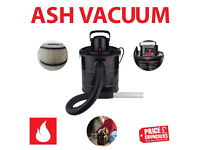 1200W Fireplace Vacuum Cleaner Fire Stove Ash Vac BBQ Chimney Dirt Collector