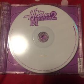 Hannah Montana / meet miley Cyrus cd album