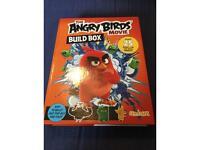 Angry birds movie build box NEW