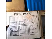 Kickspace heater