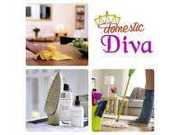 Domestic Diva Cleaning and Ironing Services Nantwich