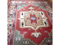Wanted rug.