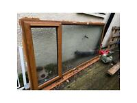Oak Window for sale (used)