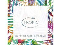 TROPIC Skincare Ambassador - Makeup, Skincare, Beauty, New you