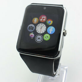 Smart watch used for both Android and Apple ios
