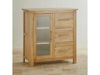 Oak Cabinet/Sideboard - from Oak Furniture Land