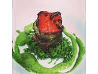 Full time Chef de Partie for renowned vegan restaurant in Cambridge