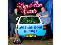 Ben & Ron Currie - Just The Good Ol' Boys CD