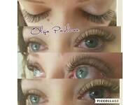 eyelash extensions nail extensions pedicure manicure hair extensions permanent make up