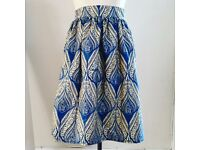 African Print maxi and midi skirts brand new!!