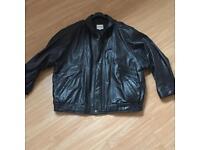 The Keenan company leather jacket size 4xl