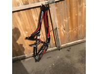 Specialized mountain bike frame