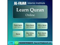 Quran online with tajweed