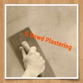 G dowd plastering