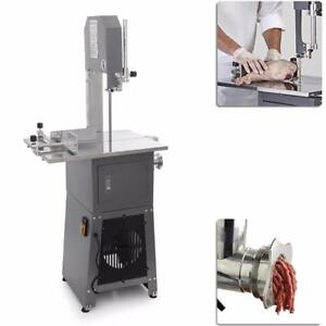 NEW STAINLESS STEEL 2 IN 1 MEAT GRINDER & SAW $399.95
