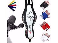 TurnerMAX Mexican Angle Body Shape Punching kickboxing Bags Focus Pad MMA Boxing Training Bag