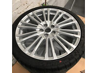 "19"" Focus RS Mk3 Alloy Wheels & Tyres (Michelin PSS 235/35/19)"