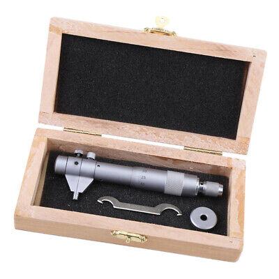 Inside Micrometer Caliper Type 5-30mm 0.01mm Precision Metric Measuring Tool