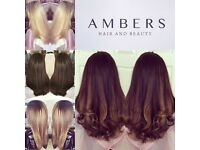 Hair and beauty by Amber