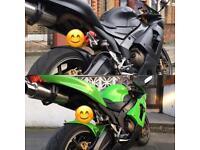 Kawasaki ninja 636 Zx6r 636cc 600cc