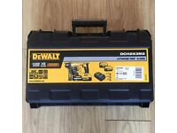 Brand New DeWALT DCH253M2 18V XR SDS Hammer 2 x 4.0Ah Batteries, Charger