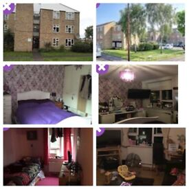 Large 2 bedroom flat in Richmond for exchange/home swap