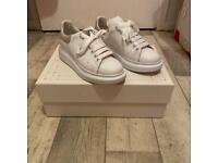 Alexander McQueen trainers size 4.5