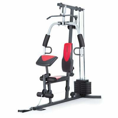 Weider 2980 Home Gym - Red/Black