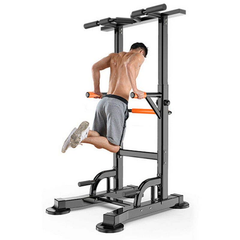 Dip Bar Core Tower Pull Gym Fitness Equipment