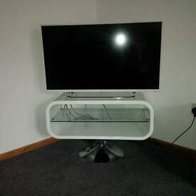 television and stand