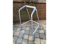 Wide Walking frame - adjustable