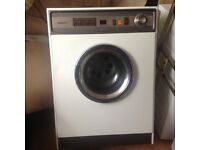 Tumble drier in working condition. Has a hose. Not condenser type.