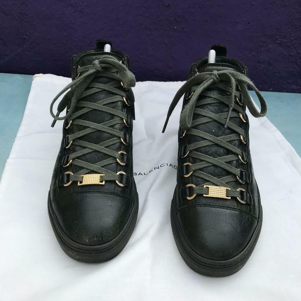 Balenciaga arena trainers size 3 | in Newham, London | Gumtree