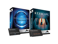 Spectrasonic bundle keyscape boxed Omnisphere 2 boxed
