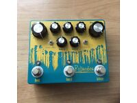 Limited Edition Run EQD Earthquaker Devices Palisades Tube Screamer Overdrive Pedal
