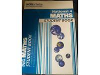 Lector national 4 maths book