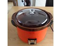 Pifco slow cooker 3.4 litres