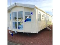 BRAND NEW STATIC CARAVAN FOR SALE AT SANDY BAY, SITE FEES INCLUDED FOR 2017, FINANCE AVAILABLE