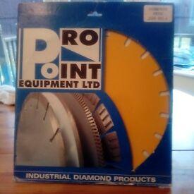 PROPOINT 350MM PRO7B DIAMOND CUT BLADES