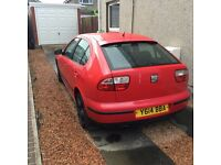 Seat Leon Cupra 180/long mot/need gone asap/px or swap