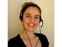 Spanish Skype Tutor £24/50 mins - Native Teacher (Conversation, Grammar Lessons, GCSE)