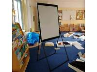 Flipchart whiteboard stand